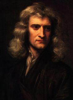 Newton - Leis de Newton, famoso por suas leis, ate hoje usadas, Newton possibilitou várias cosias para a ciência.