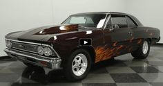 Astonishing 600hp 1966 Chevrolet Chevelle Hot Rod