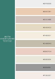 My Very Favorite Quasi-Neutrals with Aventurine   Brandi Girl Blog