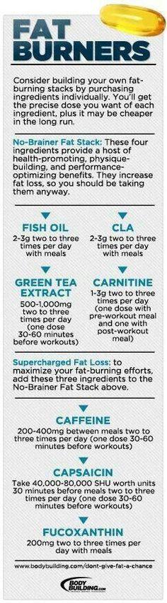 Fat burners #GreatLakesBBco