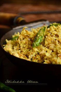 Casserole Recipe : IDICHAKKA THORAN / TENDER JACKFRUIT STIR FRY