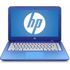 """HP Stream 13.3"""" Laptop PC with Intel Celeron N2840 Processor, 2GB Memory, 32GB Hard Drive and Windows 8.1 (Your choice of color and mobile data) (DVD/CD DRIVE NOT INCLUDED)"""