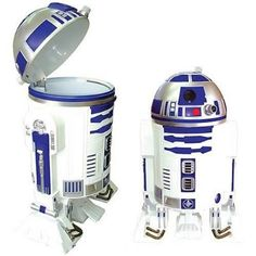 Star Wars R2-D2 Trash Can