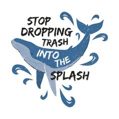 - stop dropping trash into the splash Earth 3, Save Planet Earth, Save Our Earth, Love The Earth, Save The Planet, Our Planet, Environmental Posters, Environmental Pollution, Environmental Issues