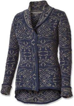 Royal Robbins Women's Autumn Rose Cardigan Sweater