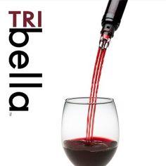 TRIbella 휴대용 와인 디캔터/에어레이터-11번가 모바일