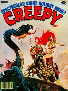 Creepy (Magazine) #105