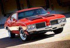 musclecarpower: Olds 442