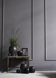 grey & black