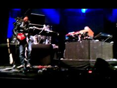 STS9 playing Vapors for the very first time @ the 12/30 Soundcheck, The Tabernacle, ATL