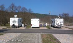 Camperplaats Keltenbad in Bad Salzungen (Duitsland)   Campercontact