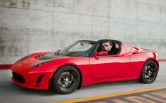 2018 Tesla Roadster Redesign and Release Date