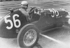 Gran Premio del Valentino, Turin Italy, Tazio Nuvolari.