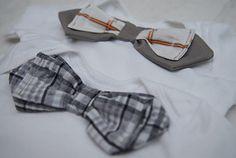 Shwin: Little Man Bow-tie Onsie