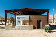 Western Window Systems - Operation Desert Shed - Pioneertown - California