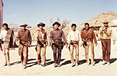 Robert Fuller - Return Of The Seven Larry Cohen, Laramie Tv Series, Warren Oates, The Big Red One, Robert Fuller Actor, Seven Movie, Airplane Wallpaper, Lee Marvin, Yul Brynner