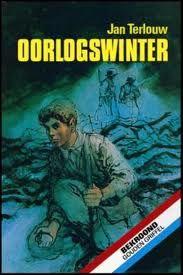 Oorlogswinter, een van mijn favoriete boeken ooit door Jan Terlouw. Gewoon lekker lezen in een goed boek, niet te ingewikkeld.