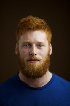 Ben Donnelly, 21, Somerset I went to school with a lot of gingers and there were a lot in the military. Maybe its all the Scotsmen. There are loads of them. Rugby also seems to attract a lot. The ones I know are pretty strong physical and fit.