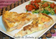 Videoreceta en You Tube: . Quiches, Calzone, Lasagna, French Toast, Meals, Chicken, Cooking, Breakfast, Healthy