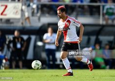 ORLANDO, FL - JANUARY River Plate forward Rodrigo Mora during the second half of a Florida Cup quarter-final match between River Plate and Millenarios FC on January at …. Orlando, Two By Two, Plate, Running, Sports, Hs Sports, Orlando Florida, Dishes, Plates