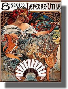 Woman Holding Biscuits Vintage Picture on Stretched Canvas, Wall Art Decor, Ready to Hang!.