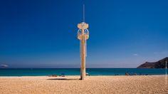 Empty Easter Beach Rescue : Albir, Valenciana @ 2014.04.18 14:06