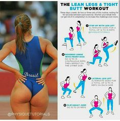 Building your butt exercise