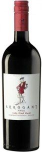 Arrogant Frog Lily Pad Red 2010, a great wine to taste