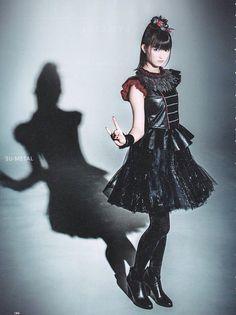 #Suzuka_Nakamoto #中元すず香 #SUMETAL #BABYMETAL