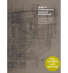 Featuring the work of renowned architects from around the world and providing analysis of both the technical and the aesthetic importance of details in modern concrete architecture, this book presents 49 of the most recently completed and influential concrete designs for both residential and commercial architecture.