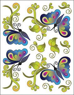 Urban Elementz: Butterfly Bliss