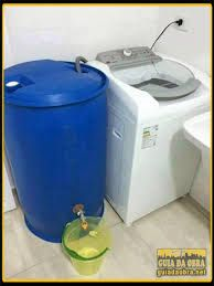 Re-use washing machine water Diy Rangement, Water Collection, Water Storage, Earthship, Laundry Room Design, Rustic Walls, Home Hacks, Home Organization, Home Projects