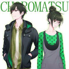 Choromatsu X Choroko