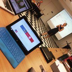 #Workshop mode #mauiSMUG @mauismug - #RUSHwahine #learn #grow #expand #reach #enrich #socialmedia #sm