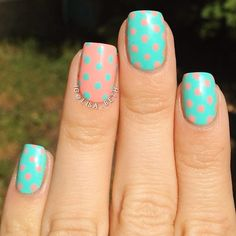lisa_beth's nails! Show us your tips—tag your nail photos with #SephoraNailspotting to be featured on our social sites!