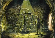 Concept art from Mad Max: Fury Road artist Peter Pound shows the origins of the film's striking visuals. Norman Rockwell, Chris Riddell, King Of Swords, Concept Draw, Mad Max Fury Road, Architecture Tattoo, Transformers Art, Post Apocalypse, Book Cover Art