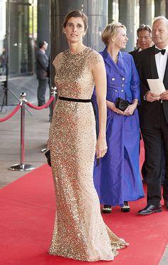 Princess Rosario of Bulgaria attends Princess Maxima's 40th birthday celebrations - Photo 12 | HELLO!