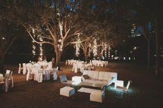 Art Deco Wedding at the Nasher Sculpture Center
