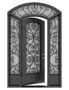 Kohliron. The door to happiness by kohliron doors, via Behance