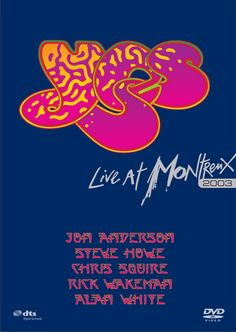 Yes - Live at Montreux - on Qello