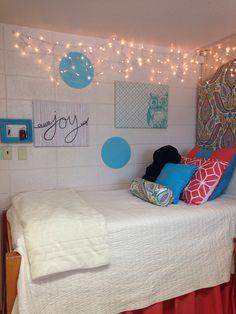 My Dorm At The University Of Arkansas