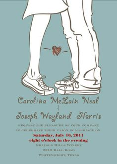 Personality Wedding Invitations!!