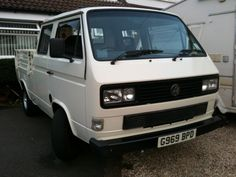 For Sale T3 doka for sale - VZi, Europe's largest VW, community and sales