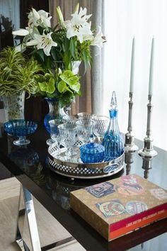 Lala Rudge abre sua casa em São Paulo. Blogueira mostra detalhes do novo décor