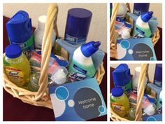 New residents will be refreshed with this sensible gift basket. With a lovely scented candle and cleaning products, this move-in gift simply makes SCENTS! Not to mention, the basket is multi-purpose and reusable.