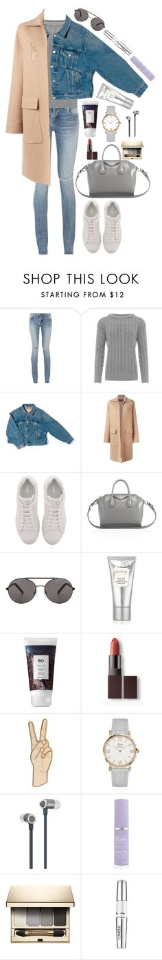 """""""Underneath."""" by krys-imvu ❤ liked on Polyvore featuring Yves Saint Laurent, WearAll, Balenciaga, Rochas, Fendi, Givenchy, Seafolly, Laura Mercier, R+Co and Lucky Brand"""