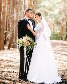 Наша невеста Наталия в платье LAVERNA #litebydominiss.Поздравляем и желаем любви и счастья!