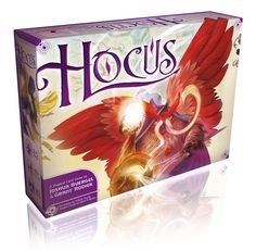 Backed. Hocus. Fully funded Kickstarter. Delivery February 2016. That's a long wait. Ugh. This is unique