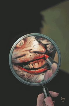 The Joker-DC Comics