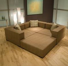 Convertible Pieces To Fit Any Room Sectional Sofa Pit